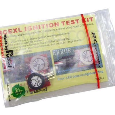 Recexl Ignition Test Kit